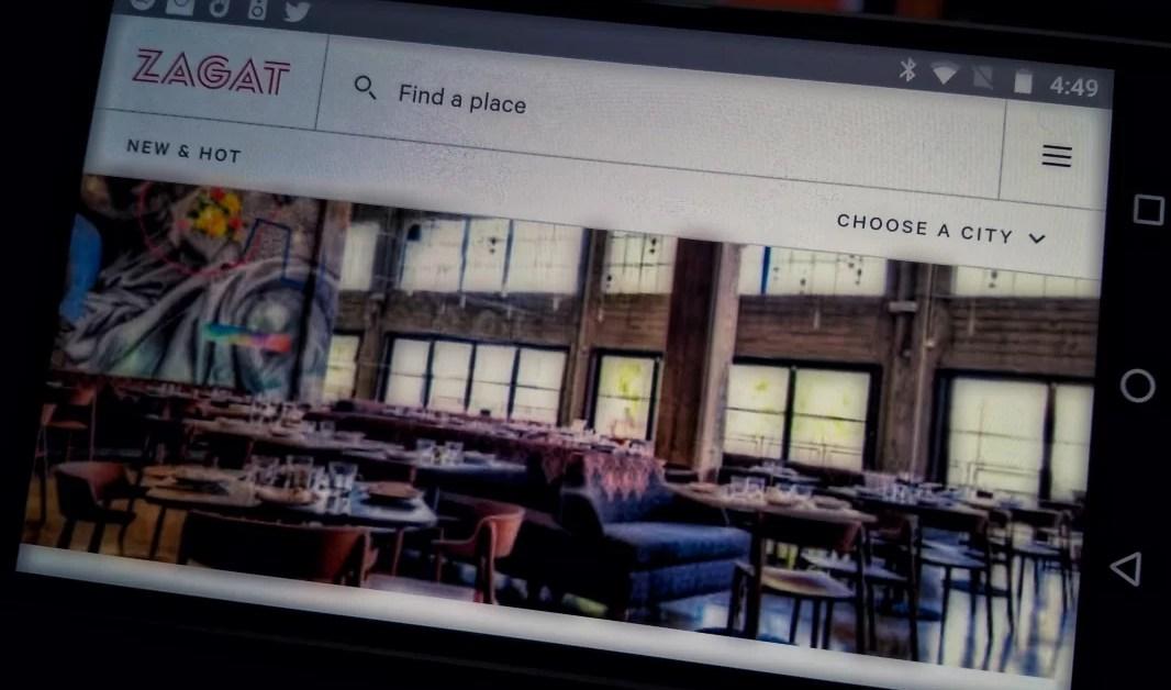 Google se desprende de Zagat