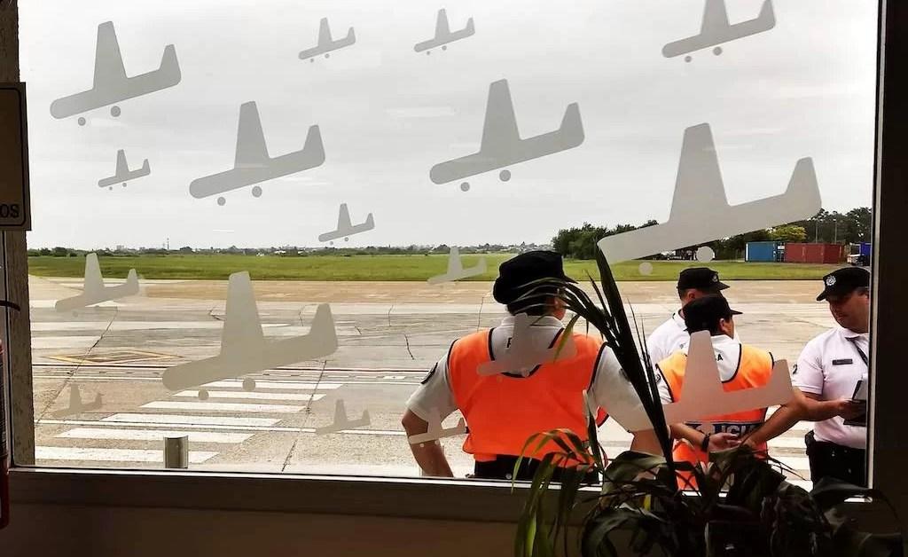 Vuelo inaugural de FlyBondi a Asunción