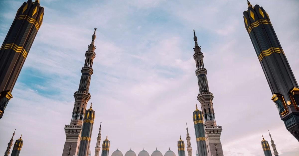 Arabia saudita y el cruce de viaje y politica