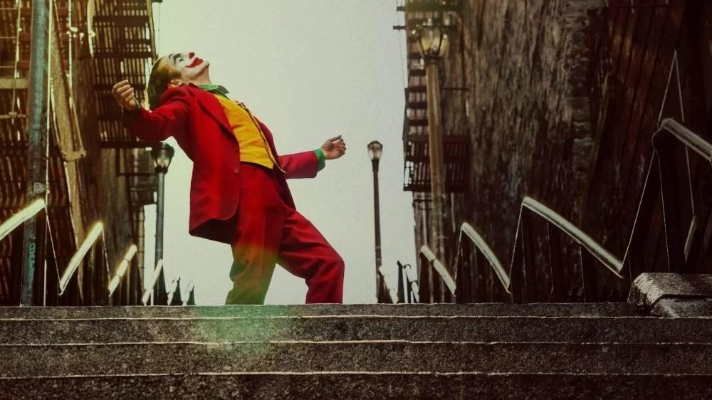 Joker / Guason: las escaleras como objeto turístico