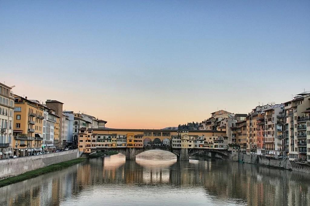 Ponte Vecchio. Florencia