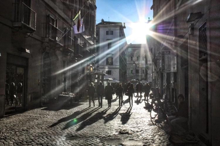 Roma turistas