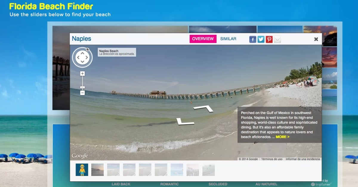 Cómo usar Google Street View para promocionar destinos