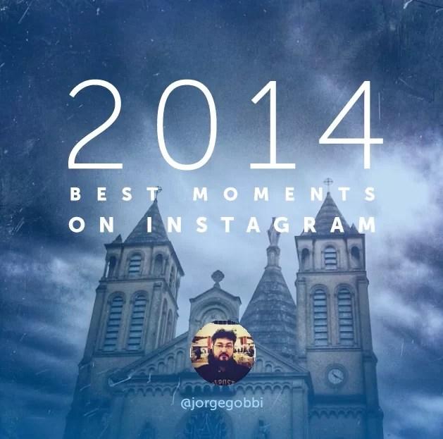 Mejores momentos 2014 en Instagram