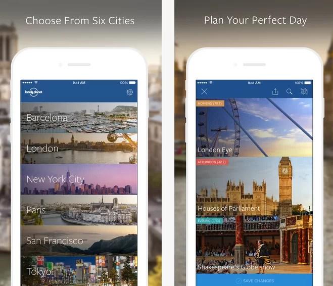 Lonely Planet Make My Day: otra vuelta de tuerca para salvar a las guías de viaje