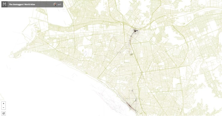 Lima en el proyecto Geotaggers