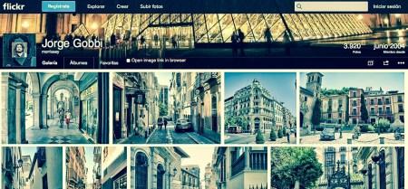 Flickr comienza a vender fotos bajo CC