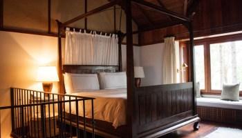 Habitacion 2 pisos Four Seasons Resort Carmelo