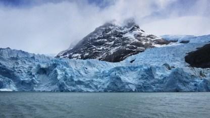 Glaciar Spegazzini
