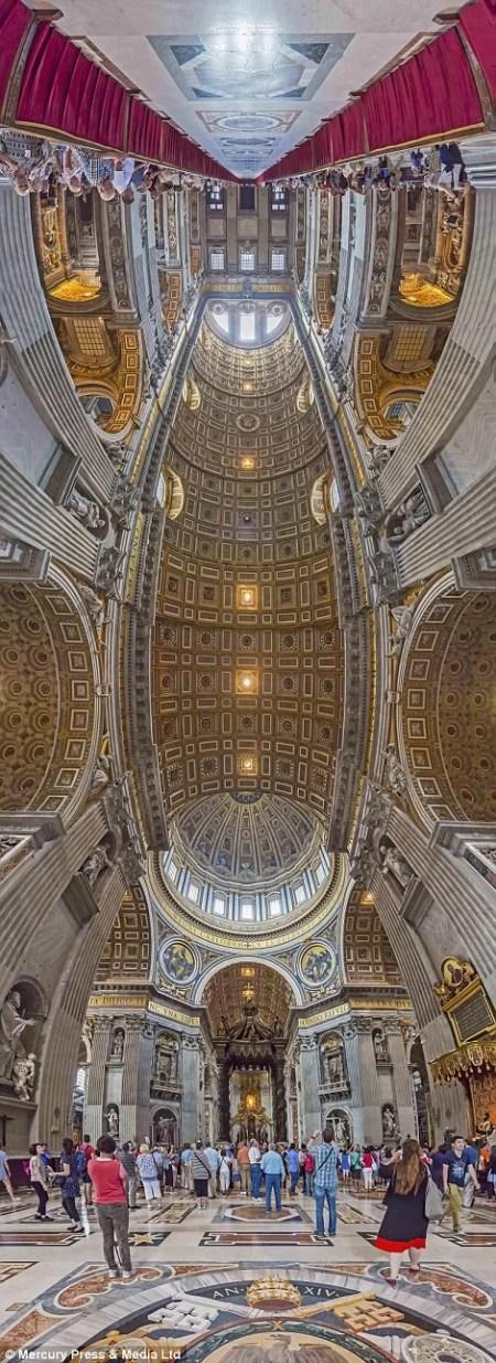 Vaticano, por Richard Silver