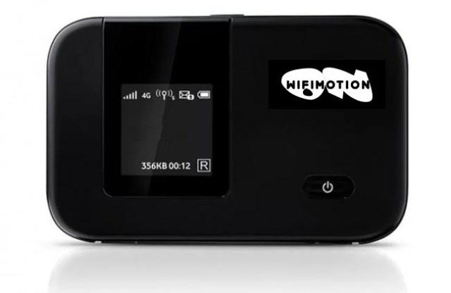 Modem WifiMotion