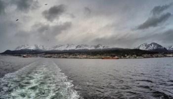 Salida desde Ushuaia