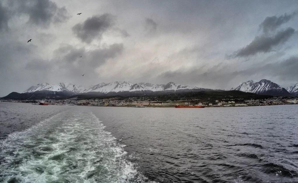 Ushuaia, Crucero Australis y un viaje al Cabo de Hornos, día 2