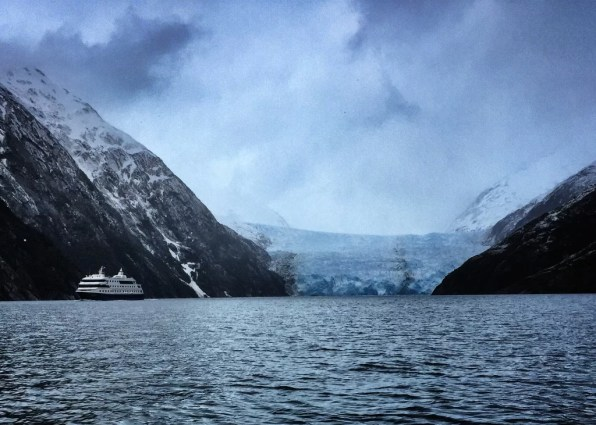 Glaciar Garibaldi