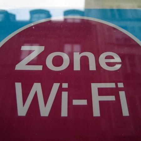 Zona Wifi en los hoteles