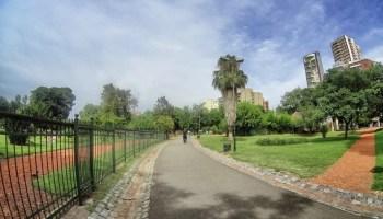 Parque Chacabuco, con una Sony HDR -AS100V