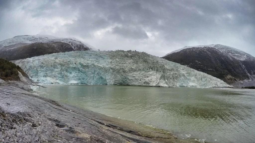 Crucero Australis 3: Glaciar Pía y la Avenida de los Glaciares