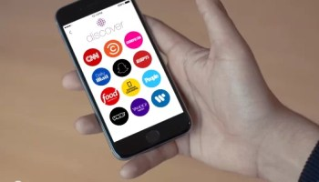 Snapchat lanza DIscover