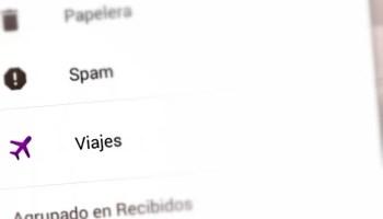 viajes tw en Gmail Inbox