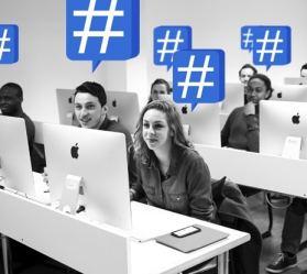 etudiants webstart - L'école Webstart ouvre à Nantes