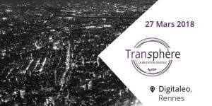 facebook event transphere - Transphère, la mutation digitale - un événement ESG Rennes