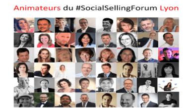 intervenants Social Selling Forum Lyon