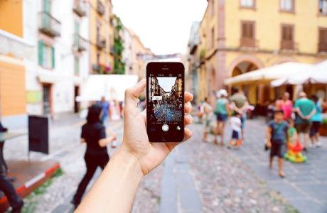 blur buildings busy 861102 - Les chiffres clés du marketing mobile