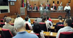 Oposição diz que aliados de Cartaxo traçam plano para calar adversários na CMJP