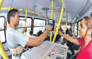 Tarifa de ônibus em João Pessoa será de R$ 3,00
