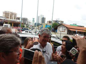 """RC mantém mistério sobre privatização da Cagepa: """"Estou colhendo dados"""""""