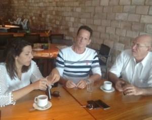 Encontro com vereadores: Lauremília transfere para Cássio e Ruy decisão sobre alianças