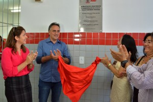Prefeitura de João Pessoa entrega nova escola em tempo integral em Mumbaba nesta segunda