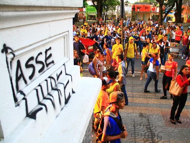 Estudantes realizam protesto amanhã em JP contra aumento das passagens de ônibus