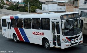 Tarifa de ônibus em Campina Grande aumenta R$ 0,20 centavos