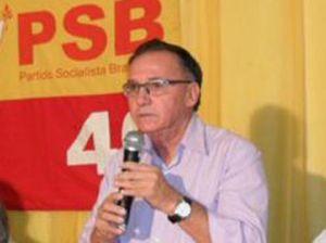 PSB evita polemizar com Tibério e só vai se pronunciar após reunião com Direção Nacional