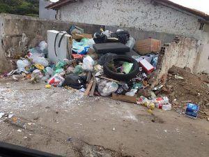 O lixo e a pressão