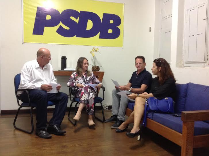 """Lauremília não descarta deixar o PSDB: """"O futuro a Deus pertence"""""""