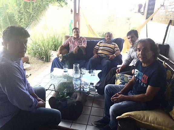Renato Martins é reconduzido à liderança da oposição na CMJP