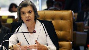 Ministra do STF diz que impeachment não é golpe e que Lava Jato respeita rigorosamente as leis