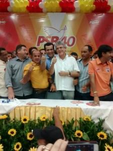 Ricardo Coutinho se reúne nesta segunda com prefeitos eleitos do PSB para traçar metas