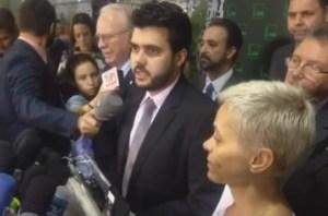 Wilson anuncia apoio de dois partidos nos próximos dias e projeta estar no 2° turno em JP