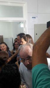 Aliado de Maranhão participa de evento com Cartaxo e aumenta especulação sobre apoio do PMDB ao prefeito