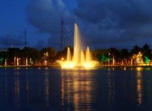 Secretário de Comunicação diz que fonte luminosa será entregue no aniversário da cidade