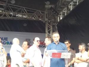 Prefeito diz que projeto original da Lagoa foi modificado a pedido dos órgãos do Patrimônio Histórico da PB