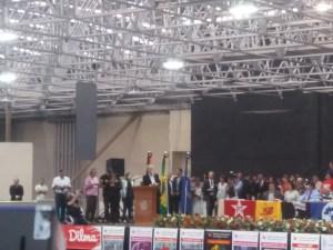 """""""O povo estava anestesiado, mas acordamos e vamos lutar pela democracia"""", dispara Ricardo Coutinho"""