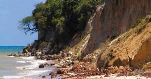 Sudema arquiva projeto de contenção da erosão da Falésia do Cabo Branco e Prefeitura lamenta