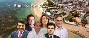 Opinião: Pesquisa Arapuan confirma favoritismo de Cartaxo e polarização com Cida