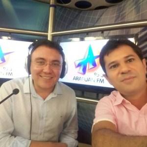 Heron Cid e Anderson Soares fazem o 60 Minutos direto de Sousa nesta sexta