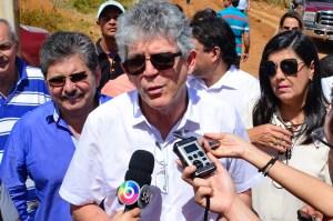 Em Campina, Ricardo diz que Adriano vai vencer os que fazem a política da ilusão