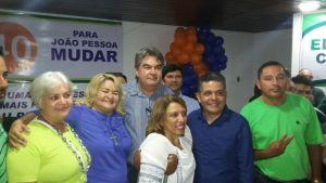PROS, PRTB e PV oficializam candidaturas a vereador e apoio à pré-candidatura de Cida Ramos